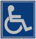 wheelchair - disability symbol