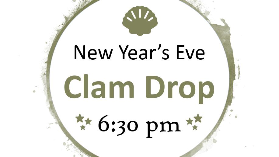 Clam Drop 12-31-2017