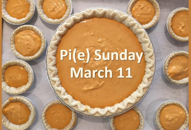 Pie Sunday - 3.11.2018