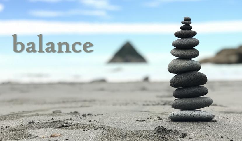 Worship Theme - Balance